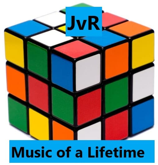 Ecouter Jvr Music Of A Lifetime