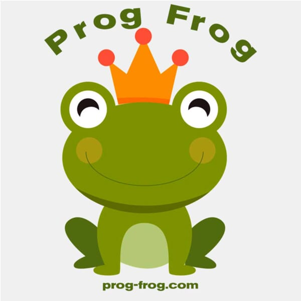 Ecouter Prog Frog
