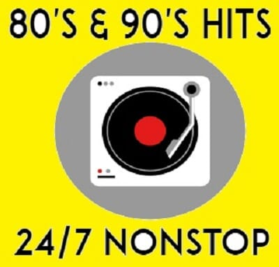 Ecouter 80's & 90's Hits