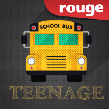 Ecouter Rouge Teenage