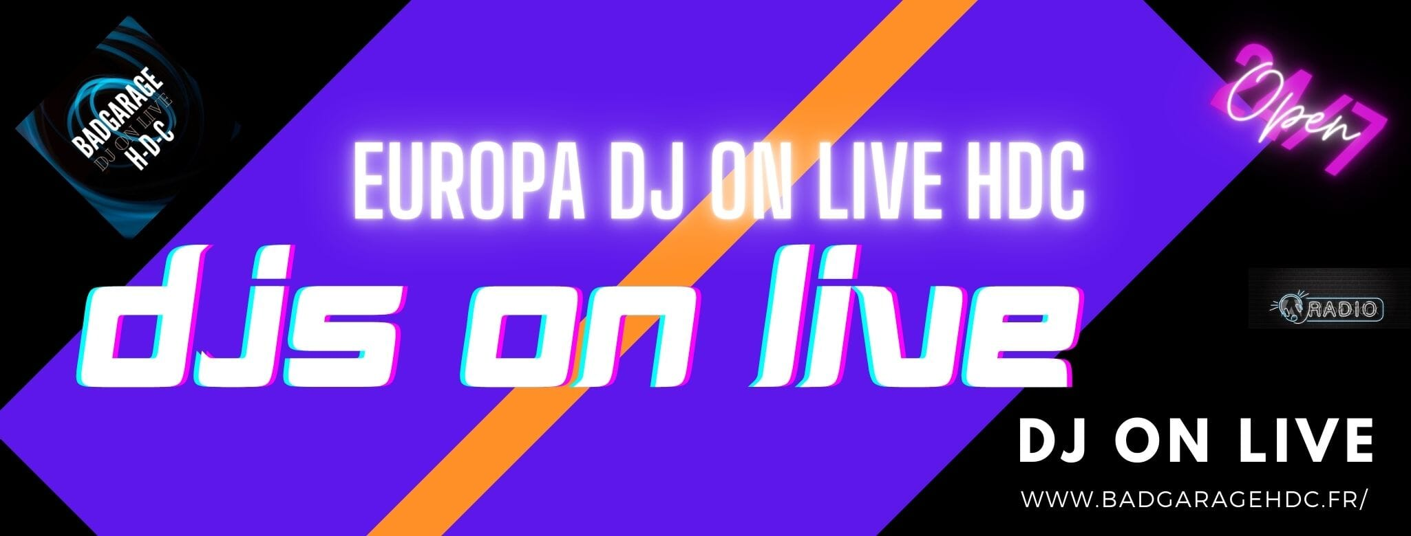 Ecouter Europa Dj On Live H-d-c