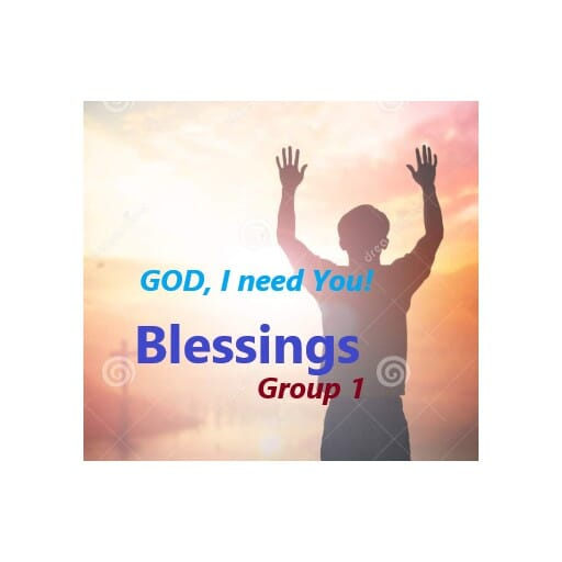 Ecouter Blessings Radio (english)